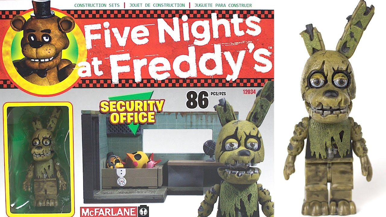 Nights at freddy s office five