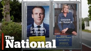 Final days of French election