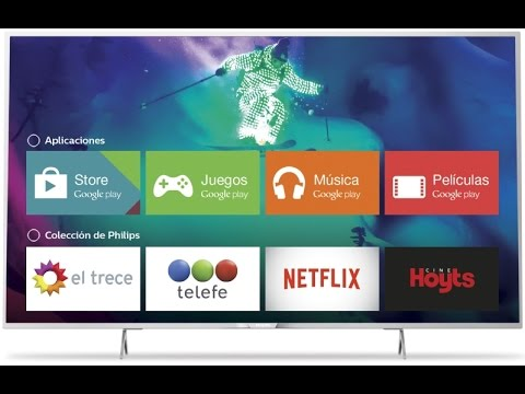 Philips 42PFL6007G/77 Smart TV Drivers Download