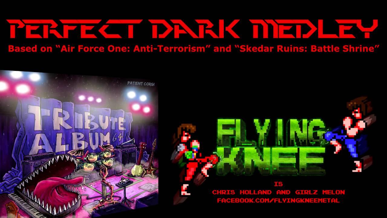 """""""Dance of the Skedar"""" - Perfect Dark Medley - Metal Cover"""