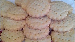 Самое вкусное ПЕСОЧНОЕ печенье! Нежное и хрустящее!