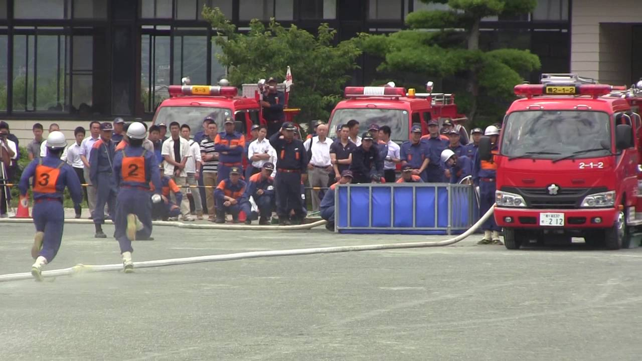 消防 安房