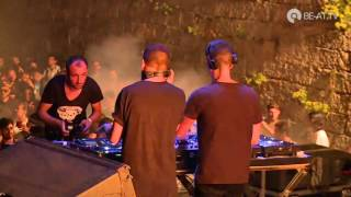 Jonas Kopp b2b Pfirter - NEOPOP Electronic Music Festival - Be-At TV