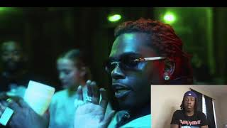 Gunna - DOLLAZ ON MY HEAD (feat. Young Thug) [Official Video] REACTION