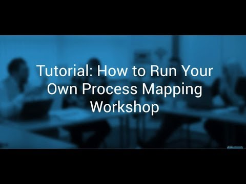 How to Process Map: Tutorial