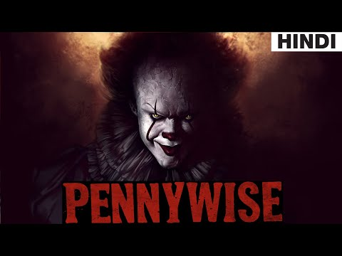 Pennywise The Dancing Clown !!  It (character)  Explain In Hindi