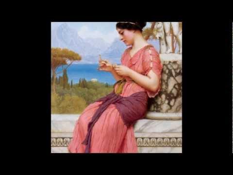 """Alessandro Scarlatti """"Le violette"""" - Maria Bayo"""