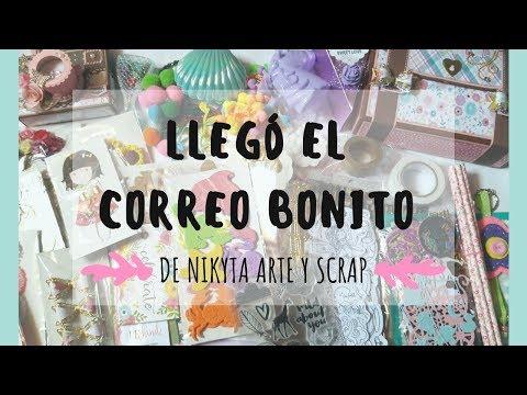 INTERCAMBIO SCRAPERO DE NIKYTARTI ♥ | MINI SUITCASE