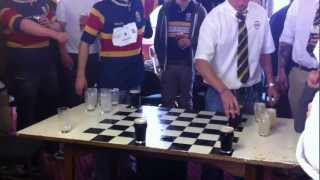 Rugby Drinking games