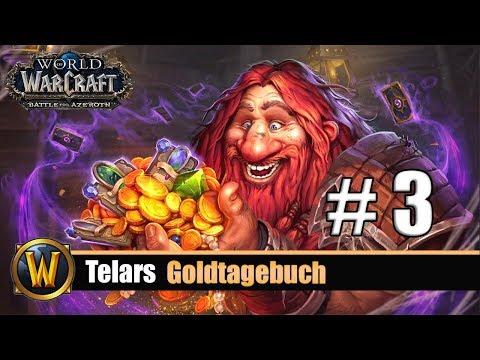 Telars Goldtagebuch #3: 19,5 Mio Schlecht Woche =/