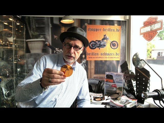 Bikerbrillen bzw. Chopperbrillen Was können eigentlich selbsttönende Bikerbrillen bzw. Brillengläser