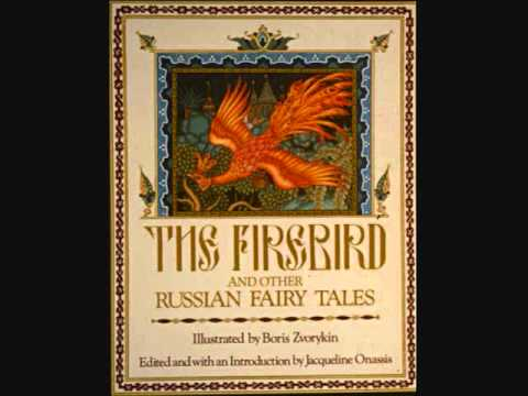 Stravinsky's BERCEUSE AND FINALE from THE FIREBIRD SUITE ~ PRO ARTE SYMPHONY ORCHESTRA