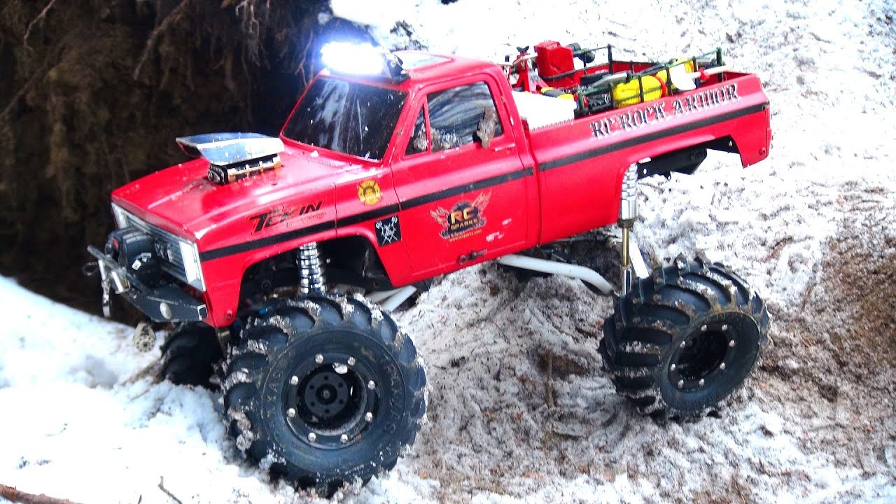 Monster Truck Rc Cars >> RC ADVENTURES - Do You Even FLEX Bro?! The BEAST - NYE ...