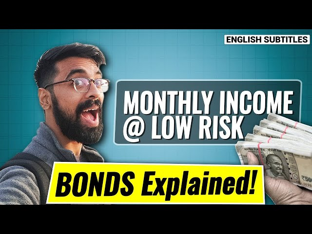 What are BONDS & how to invest in them? अपने पैसों पर INCOME कैसे बनाए? Money-Minded Mandeep