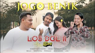 JOGO BENIK (Los Dol 2) | LEK DAHLAN (Official Musik Video)