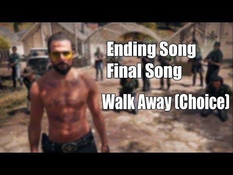 far cry 5 ending walk away