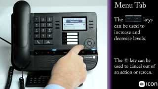 Alcatel-Lucent 8028 / 8029 Premium Deskphone on OXE - Demo and User Guide