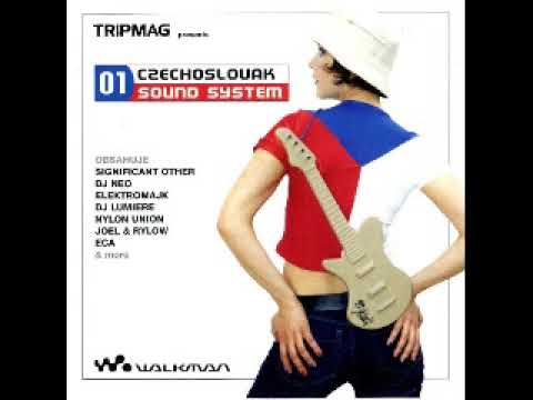 Czechoslovak Sound System 01 - Majestic 12 - Little Antarctic Trip (Beat Version)