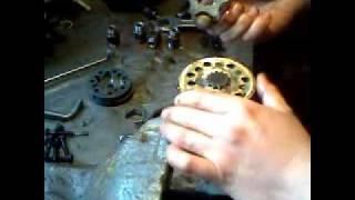 Рзборка насоса-дозатор рулевого управления(, 2010-03-17T19:37:27.000Z)