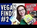 Vegan French Supermarket Finds #2 + some GLUTEN FREE! - How to be vegan in France
