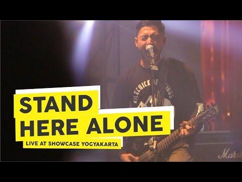 [HD] Stand Here Alone - Wanita Masih Banyak (Live at Showcase Februari 2018, Yogyakarta)