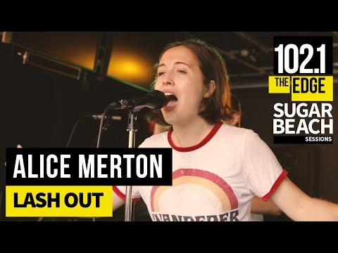 Alice Merton - Lash Out  at the Edge