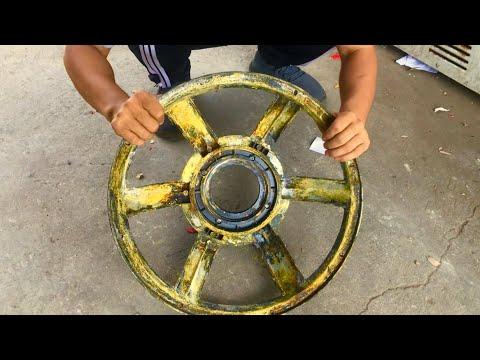 restoration-old-subwoofer-|-restore-and-reuse-old-jbl-subwoofers