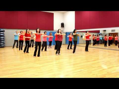 One Life, One Love - Line Dance (Dance & Teach in English & 中文)