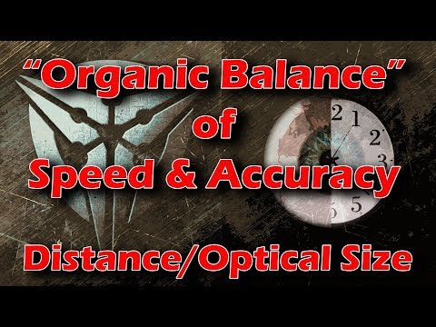 Organic Balance between Speed and Accuracy