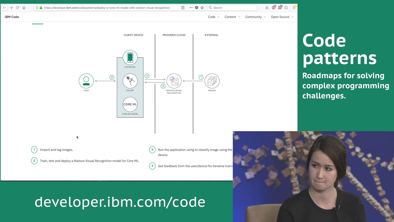 Deploy a Core ML model with Watson Visual Recognition – IBM Developer