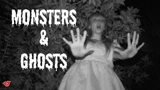 """Elle King """"Ex's & Oh's"""" Parody - """"Monsters & Ghosts""""