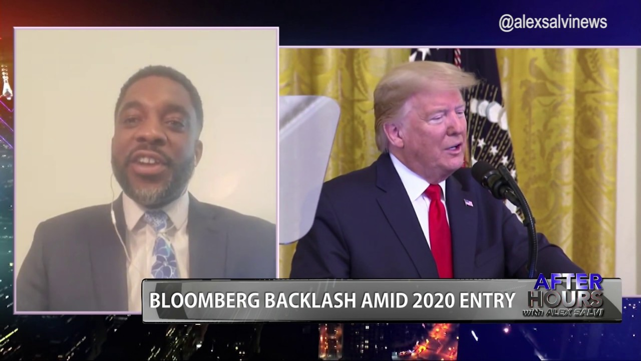 After Hours: Darius Mayfield (Bloomberg Backlash) OAN