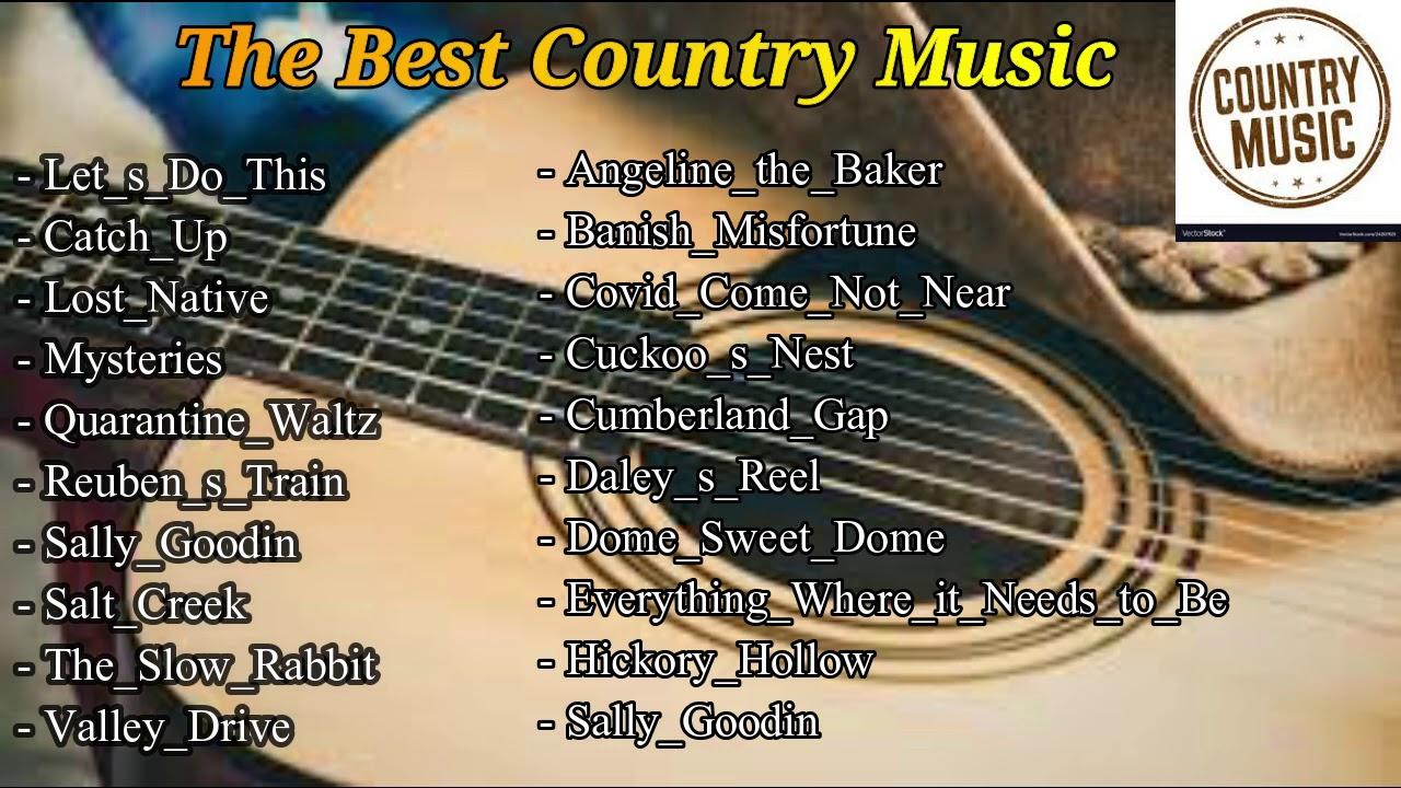 Kumpulan Musik Rakyat Enak di Dengar!!! II Nonstop Music Country