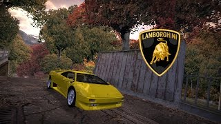 Need for Speed Most Wanted - Lamborghini Diablo VT 1994 Mod