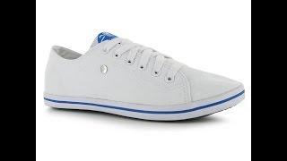 Обзор - Мокасины Dunlop Vulc Lo Junior Canvas Shoes