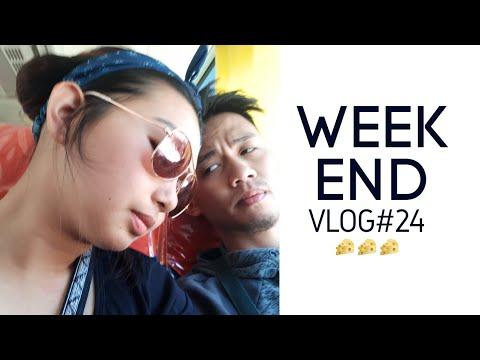 VLOG#24: WEEKEND VLOG + MAY FREE SI GLOBE???   Farah Jamaica Vlogs (Philippines)