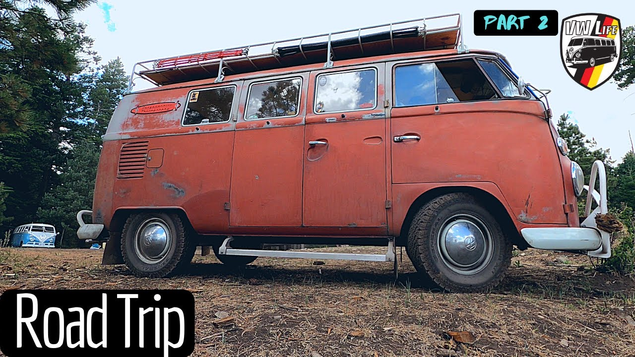 VW Bus Road Trip! Texas to New Mexico Part II - 1200 Miles of Adventure!