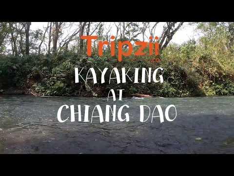 Kayaking Chiang Dao Thailand : Chiang Mai Travel