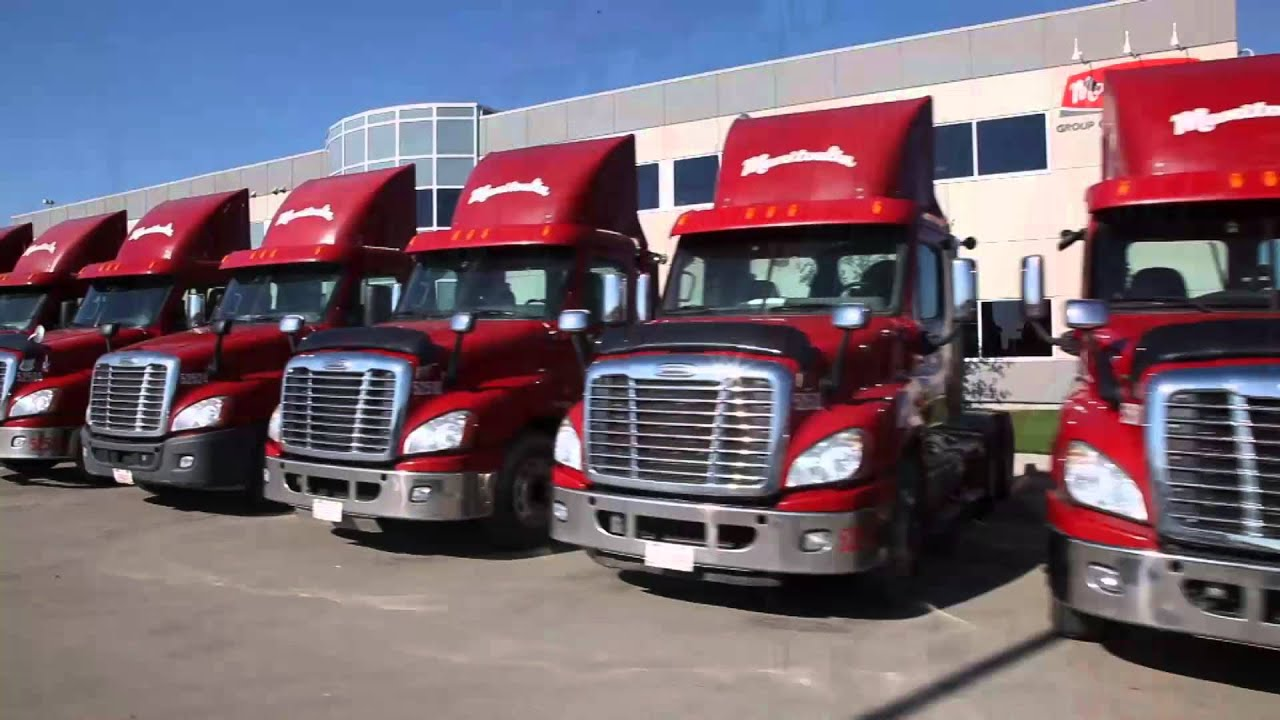 Trucking Services   LTL Shipping and more   Manitoulin Transport