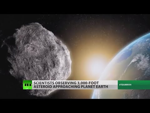 What would a 3,000-foot asteroid feel like?