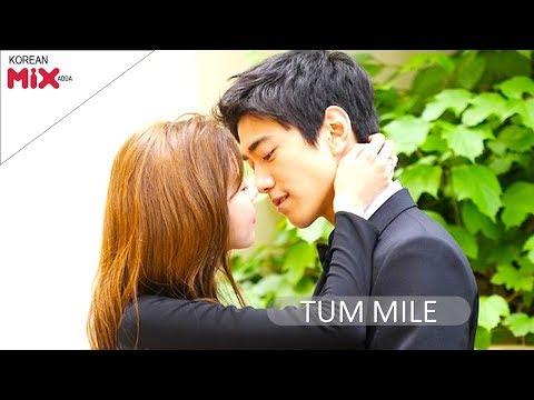 Tum Mile Love Reprise Video - Javed ali - korean mix hindi song - heart touching song