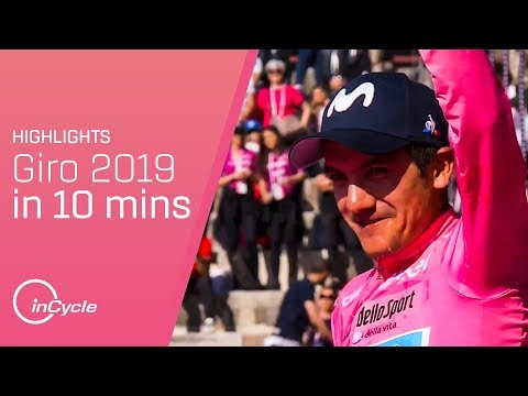 The 2019 Giro D'Italia In 10 Minutes | Highlights | InCycle
