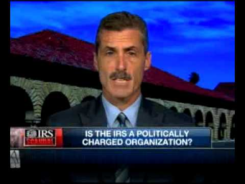 Forner IRS Special Agent Joe Banister Comments on