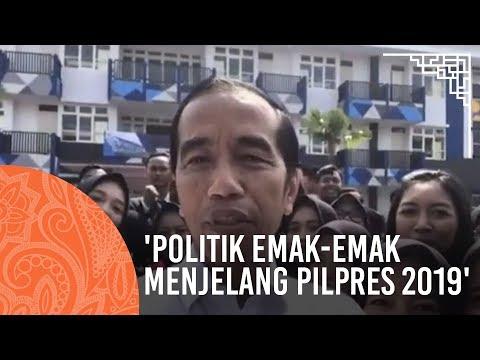 Saudara Serumpun: 'Politik Emak-emak Menjelang PILPRES 2019'