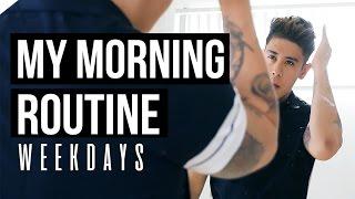 MY WEEKDAY MORNING ROUTINE (2017) | JAIRWOO