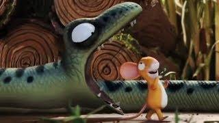 The Gruffalo : Mouse meets Snake