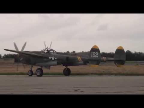 Lockheed F 5G Lightning sn 44 26996 cn 8000 cr N7723C