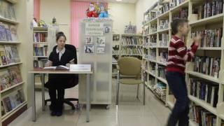 Страна читающая — «Центральная библиотека» читает произведение «Телефон» К. И. Чуковского