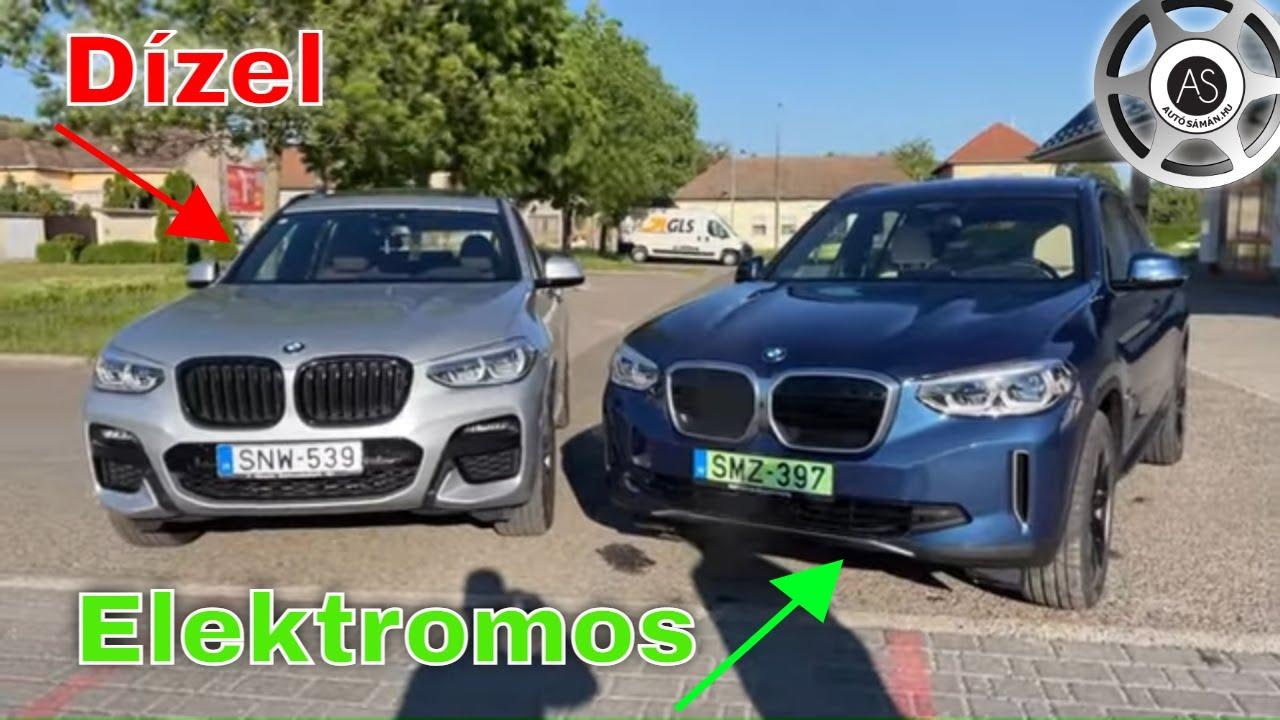 BMW iX3 bemutató. Elektromosan BMW - AutóSámán