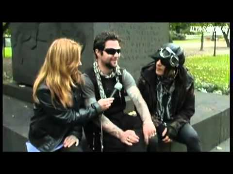 Bam Margera And Jussi69 Interview Youtube